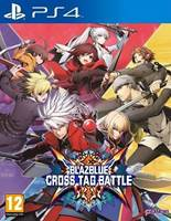 Igra za PS4, BLAZBLUE CROSS TAG BATTLE