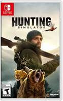 Igra za NS, HUNTING SIMULATOR