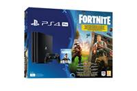 Igralna konzola SONY PlayStation 4 Pro, 1TB, črna, Fortnite Battle Royale bundle