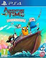 Igra za PS4, ADVENTURE TIME: PIRATES OF THE ENCHIRIDION