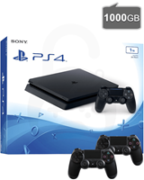 Igralna konzola SONY Playstation 4, 1TB, slim + PS4 DS kontroler