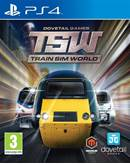Igra za PS4, TRAIN SIM WORLD
