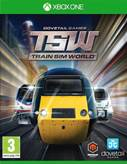 Igra za XONE, TRAIN SIM WORLD
