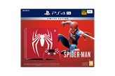 Igralna konzola SONY PlayStation 4 Pro, črna, 1TB set + Marvel's Spider-Man Limited Ed.