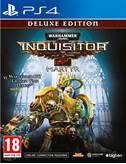 Igra za PS4, WARHAMMER 40.000: INQUISITOR - MARTYR DELUXE EDITION