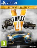 Igra za PS4, V-RALLY 4 ULTIMATE EDITION
