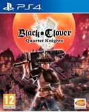 Igra za PS4, BLACK CLOVER QUARTET KNIGHTS