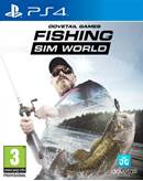 Igra za PS4, FISHING SIM WORLD