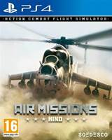 Igra za PS4, AIR MISSIONS: HIND