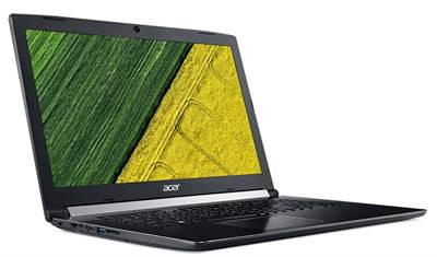 "Prenosnik ACER A517-51G-544Z / i5-8250U (1.6GHz), 8GB, 256GB SSD, GeForce MX130 2GB, 17.3"" FHD, Windows 10 Home, Črna"