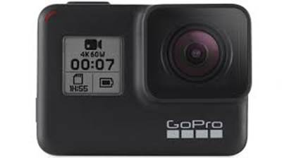 Športna digitalna kamera GOPRO HERO 7 Black