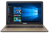 "Prenosnik ASUS X540UB-DM229 / i3-8130U (2.2Ghz), 4GB, 256GB SSD, GeForce MX110 2 GB, 15.6"" FHD, EndOS, Črna/Zlata"