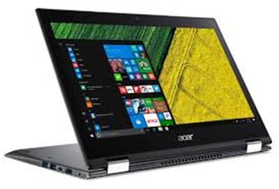 "Prenosnik ACER Spin 5 Pro SP513-52NP-513Y / i5-8250U (1.8GHz), 8GB, 256GB SSD, 13.3"" IPS FHD Touch, Windows 10 Professional, črn"