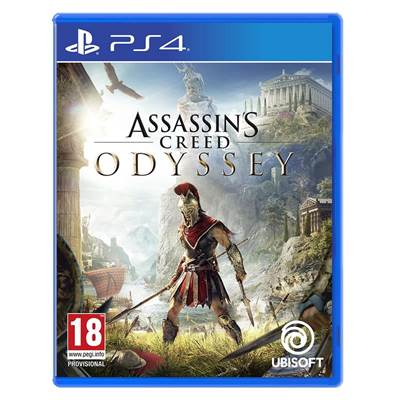Igra za PS4, ASSASSIN'S CREED ODYSSEY STANDARD EDITION