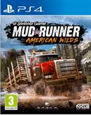 Igra za PS4, SPINTIRES: MUDRUNNER - AMERICAN WILDS EDITION