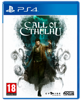 Igra za PS4, CALL OF CTHULHU