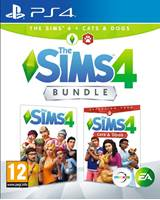 Igra za PS4, THE SIMS 4 PLUS CATS AND DOGS BUNDLE