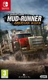 Igra za NS, SPINTIRES: MUDRUNNER- AMERICAN WILDS EDITION