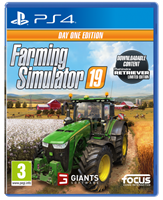 Igra za PS4, FARMING SIMULATOR 19: D1 EDITION