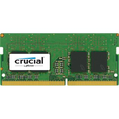 Pomnilnik SO-DIMM, 16GB, CRUCIAL, CT16G4SFD824A, DDR4, 2400MHz, CL17