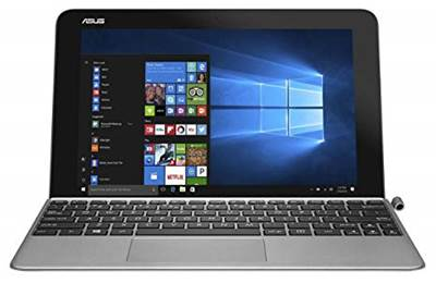 "Prenosnik ASUS Transformer Mini T103HAF-GR032T / Atom x5-Z8350 (1.44GHz), 4GB, 128GB eMMC, 10.1"" HD touch, Windows 10 Home, Siva"