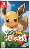 Igra za NS, POKEMON LET'S GO: EEVEE