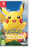 Igra za NS, POKEMON LET'S GO: PIKACHU