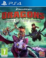 Igra za PS4, DRAGONS DAWN OF NEW RIDERS