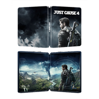 Igra za PS4, JUST CAUSE 4 DAY ONE EDITION
