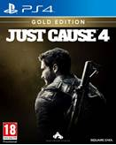 Igra za PS4, JUST CAUSE 4 GOLD EDITION