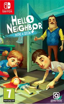 Igra za NS, HELLO NEIGHBOR: HIDE & SEEK
