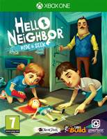 Igra za XONE, HELLO NEIGHBOR: HIDE & SEEK