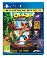 Igra za PS4, CRASH BANDICOOT N. SANE TRILOGY 2.0