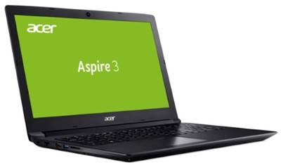 "Prenosnik ACER Aspire 3 A315-41-R98K / Ryzen 3 2200U (2,5GHz), 4GB, 256GB SSD, 15.6"" FHD LED, Windows 10 Home, Črn"