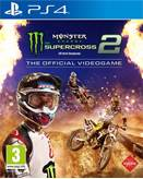 Igra za PS4, MONSTER ENERGY SUPERCROSS: THE OFFICIAL VIDEOGAME 2