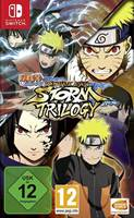 Igra za NS, NARUTO ULTIMATE NINJA STORM TRILOGY