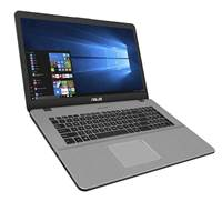 "Prenosnik ASUS ViviBook PRO N705FN-GC007T / i5-8265U (1.6GHz), 8GB, 256GB SSD M.2, GeForce MX150 2GB, 17.3"" FHD IPS, Windows 10, Siva"