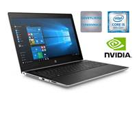 "Prenosnik HP ProBook 450 G5/ i5-8250U (1.6GHz), 8GB, 256GB NVMe M.2 SSD + 1TB HDD, GeForce 930MX 2GB, 15.6"" FHD IPS LED, Windows 10 Home, srebrna"