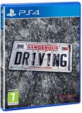Igra za PS4, DANGEROUS DRIVING