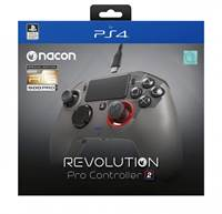 Gamepad BIGBEN Nacon PS4, revolution PRO V2, Limited Edition, sivo- črn