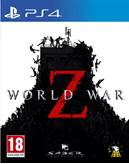 Igra za PS4, WORLD WAR Z