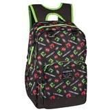 "Nahrbtnik JINX MINECRAFT 17"" Scatter Creeper backpack, večbarvni"