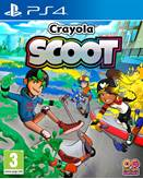Igra za PS4, CRAYOLA SCOOT