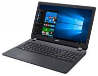 Bundle Prenosnik ACER Aspire ES1-572-35YN + MICROSOFT Windows 10 Home, 32-bit/64bit, Slo, DSP