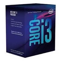Procesor INTEL i3-9100F, s. 1151, 3.6/4.2 GHt, 6MB cache, 4-Core/4-Thread