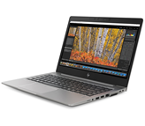 Prenosnik HP ZBook 14u G5 i7-8550U (1,8), 16GB, 512 NVMe SSD, 14'' FHD IPS, Radeon Pro WX 3100 2GB, Windows 10 Professional, siva