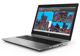 Prenosnik HP ZBook 15 G5 i7-8750H (2,2GHz), 16GB, 256 NVMe SSD + 1TB HDD, NVIDIA Quadro P2000 4GB, 15,6'' FHD LED, Windows 10