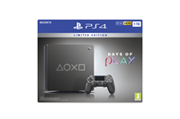 Igralna konzola SONY PlayStation 4, 1TB DAYS OF PLAY Limited Edition