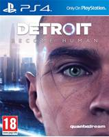 Igra za PS4, DETROIT: BECOME HUMAN