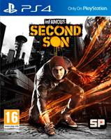 Igra za PS4, INFAMOUS: SECOND SON - PLAYSTATION HITS